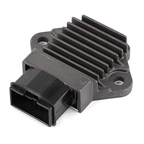KIMISS Motorrad Spannungsregler, 5Pin Regler Gleichrichter Passend für CB CBR 600 900 1100 31600-MY7-305 31600-MV4-010