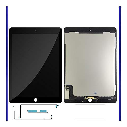 Kit de reemplazo de pantalla 9.7' LCD en forma for Apple IPad 2 6 aire A1567 A1566 9.7 '' Sustitución grado de AAA + LCD de pantalla táctil digitalizador Asamblea kit de reparación de pantalla de repu