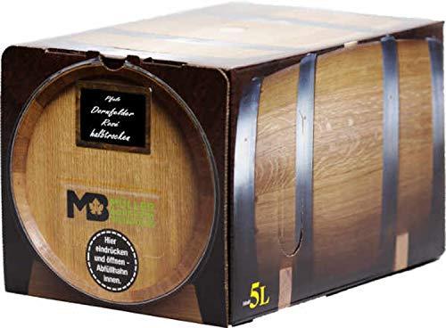 Pfälzer Dornfelder rosé halbtrocken 1 X 5 L Bag in Box direkt vom Weingut Müller in Bornheim