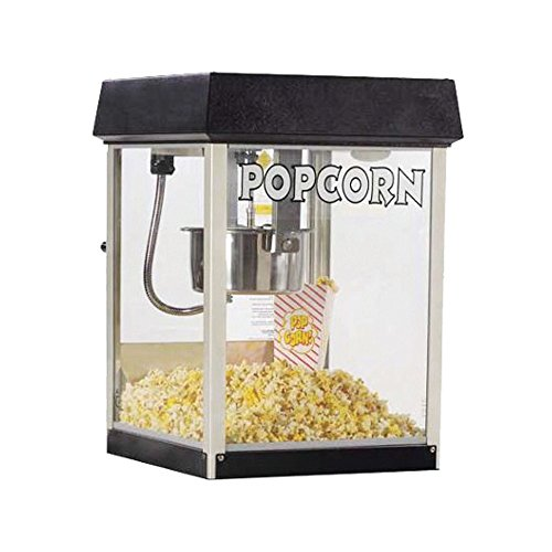 Great Deal! Global Solutions by Nemco GS1504 4 Ounce Popcorn Popper, Pops 80 One Ounce Servings Per ...