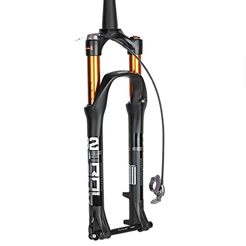 MZP Horquilla Bicicleta 27,5 29 Pulgadas MTB Horquilla Cuesta Abajo Suspensión Aire...