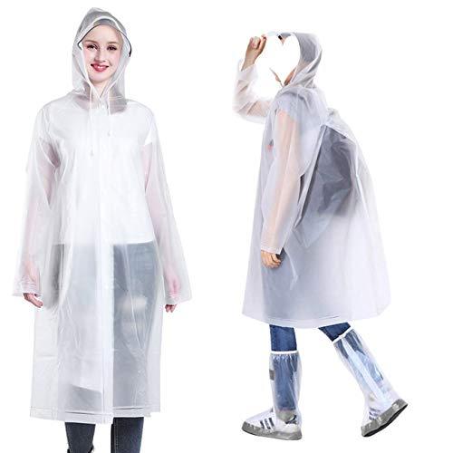 Vintoney Damen Regenmantel Regenbekleidung Regenponcho Zubehör Für Und Regencape Wiederverwendbar Regen Wasserdicht Regenjacke Wandern Herren 8O0nwPyvNm