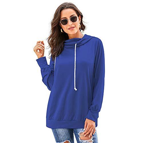 Her Cat Hoodies voor vrouwen passen goed bij effen lovers, lange mouwen en grote hoodies
