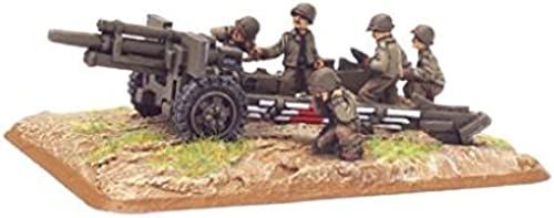 USA  M2A1 105mm Howitzer (x2) by Flames of War