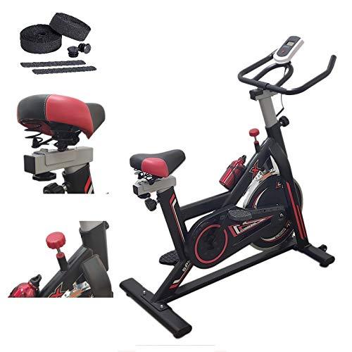 SPINBIKE AERO SPIN 6 | Spinning bike con volano da 6 kg | Bicicletta per allenamento a...