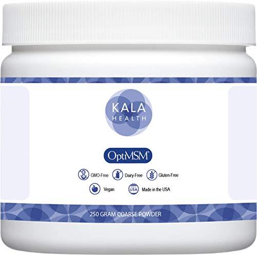 Kala Health - OptiMSM® Destilación de etapas multiples MSM Polvo