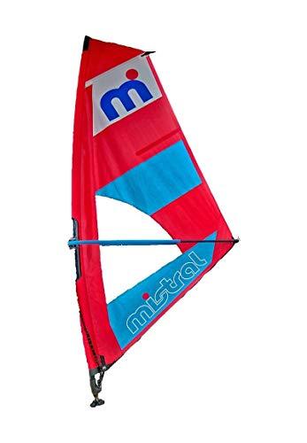 MISTRAL Revival Windsurf Rig/Segel Gr. : 3.0 de 4.5 a 5.5 por Separado 2 Piezas. Mástil, Rig-5.5