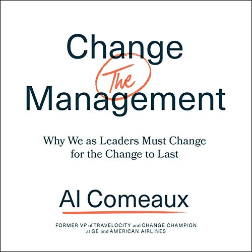Change (the) Management cover art