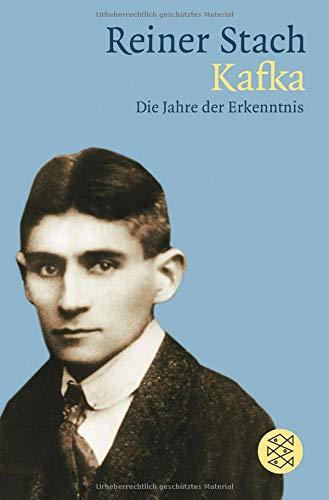 Buchseite und Rezensionen zu 'Kafka: Die Jahre der Erkenntnis' von Reiner Stach