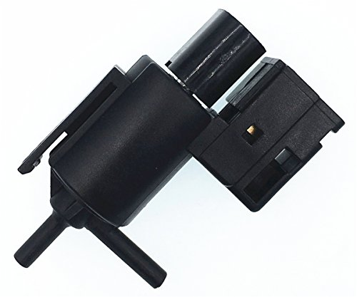 HZTWFC Válvula solenoide de purga K5T49090 K5T49091 del interruptor del vacío de VSV EGR negro OEM #