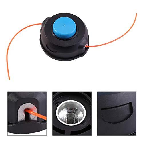 T25 tondeuse à gazon en plastique tondeuse à cordes accessoire tondeuse à gazon convient à la partie d'outils de tondeuse à gazon de jardin
