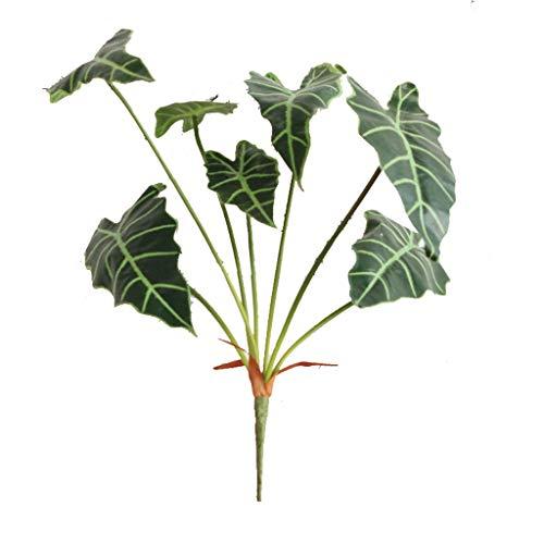 Valse bloem WGZ simulatie turtle back blad pot groene plant decoratie namaakgras-groen bloempot decoreren
