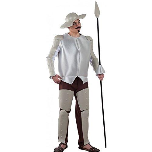 Fycar - Disfraz de caballero para hombre