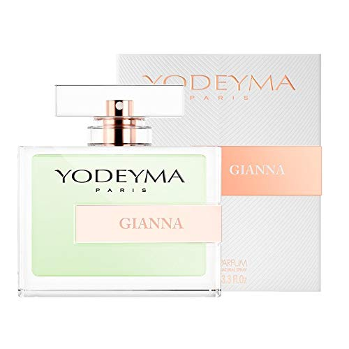 Perfume mujer Yodeyma Gianna Eau de Parfum 100 ml 2 paquetes