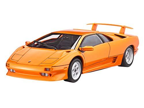 Revell - Maqueta Lamborghini Diablo VT, Escala 1:24 (07066