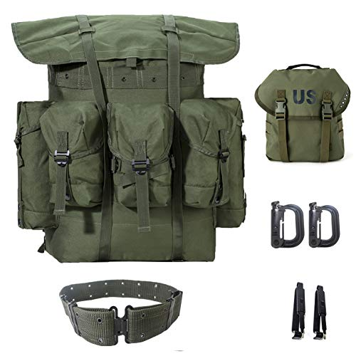 Pack Supervivencia marca MILITARY