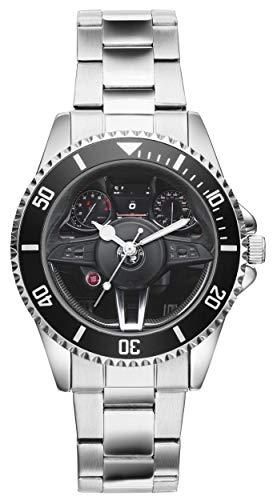 Regalo para Alfa Romeo Giulia Fan Conductor Kiesenberg Reloj 10113