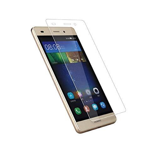 3 Pezzi Vetro Temperato Huawei P8 Lite 2015/2016, WEOFUN Pellicola Protettiva per Huawei P8 Lite 2016 Display Proteggi Schermo (0,33mm, 9H, Alta trasparente)