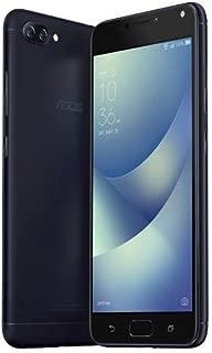 Asus Zenfone 4 Max ZC554KL Dual SIM - 32GB, 3GB RAM, 4G LTE, Deepsea Black
