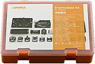 Intermediate Kit For Arduino V2/This Kit Will Guide You Through The World Of Microcontrollers And Physical Computing/A Set Of Exquisite Electronic Arts And Crafts