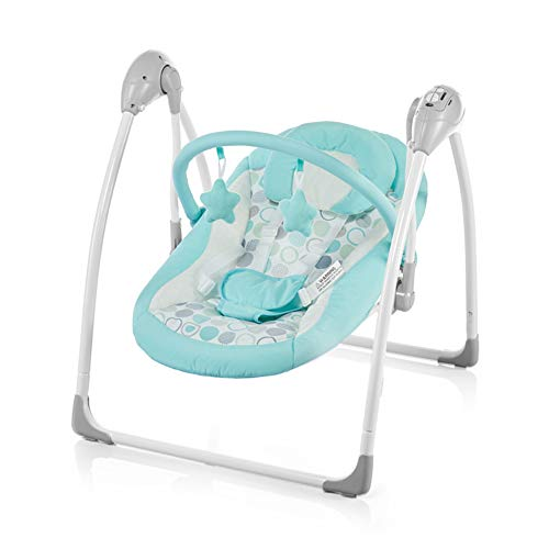 Best Prices! DUOUH Multi-Function Electric Intelligent Coaxing Baby Rocking Chair, Baby Comfort Remo...