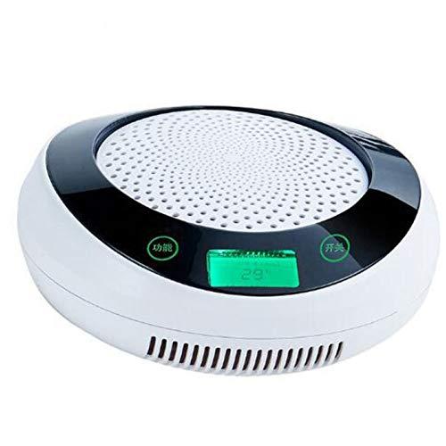 Review Of AJDGL Smart Air Purifier, Household Negative Ion Purifier, 360° No Dead Purification, Eff...