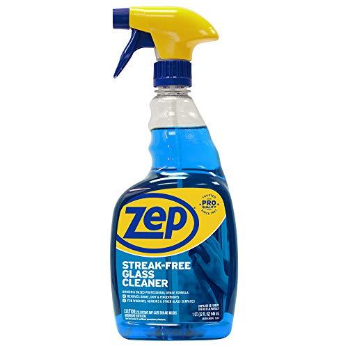 Zep Streak-Free Glass Cleaner 32 oz ZU112032