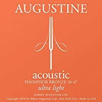 AUGUSTINE ultra Light 10-47 アコースティックギター弦