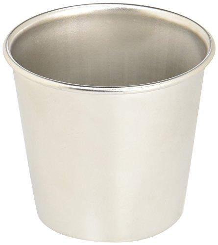 遠藤商事 業務用 プリンカップ No.3 18-8ステンレス 日本製 WPL07030
