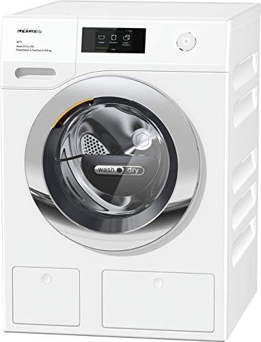 Miele WTW 870 WPm - PowerWash 2.0 - TwinDos - XL, Lavasciuga, Classe A, 46 dB, 1600 rpm, Carico Frontale, 9/6 kg, Bianco