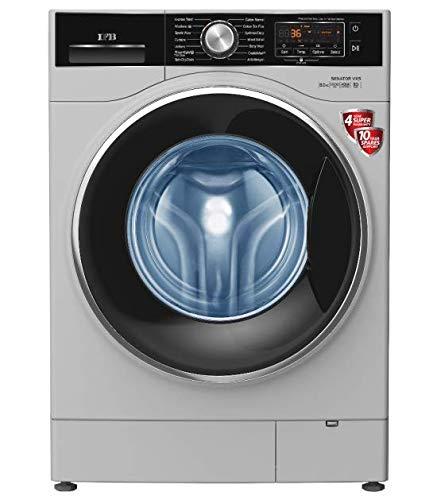 IFB 8 Kg Fully-Automatic Front Loading Washing Machine (Senator VXS 0812, Silver)