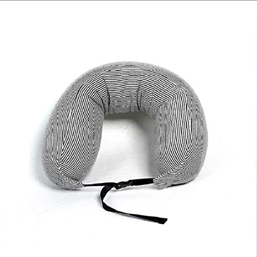 Chin Unterstützung Reisekissen - Verhindert, DASS der Kopf von Fallen nach vorne in jeder Sitzposition, der Komfort und die Unterstützung den Hals und Kopf,Weiß