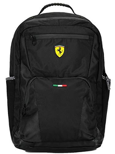 Ferrari Sac À Dos DE Course Officiel Scuderia Noir