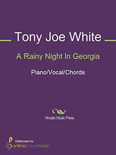 A Rainy Night In Georgia (English Edition)