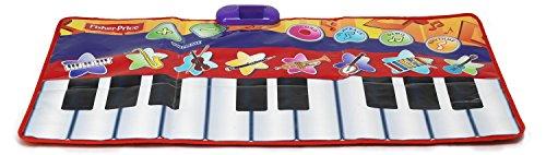 Fisher Price Music Dancin' Tunes Step-On Keyboard Toy
