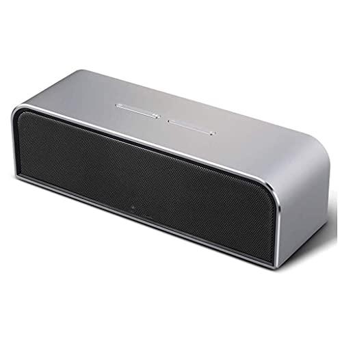 N/A Altavoz Bluetooth - Subwoofer Mini altavoz Tarjeta de altavoz de teléfono inalámbrico Mini altavoz portátil compatible con teléfono, tableta, TV y ideas de regalos (Color: B) mei (Color : A)