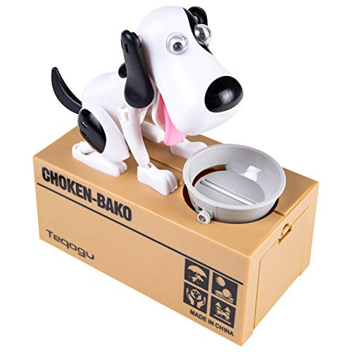 50% off Robotic Dog Piggy Bank Use Promo Code: YH4BVVSG  Works on all options with no quantity limit 2