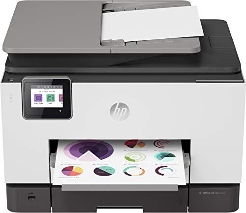 HP - HP Stampanti Office Jet Pro 9022 Stampante Multifunzione, Stampa a colori, Copia, Scansione, Fax
