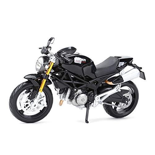 El Maquetas Coche Motocross Fantastico 1:12 Aleación De Simulación En Miniatura Para Ducati Carbon 1199 Variedad Estática Diecast Modelo Motocicleta Para Adultos Juguetes Regalo Regalos Juegos Mas Ven