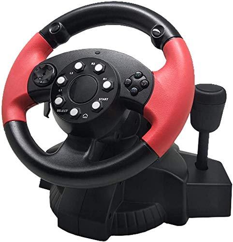 Racing Wheel, Console De Jeu Volant Simulation De Course Driving Simulation Soutien Scolaire Voiture