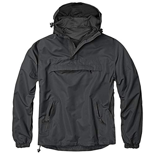 bw-online-shop Summer Windbreaker schwarz - 5XL