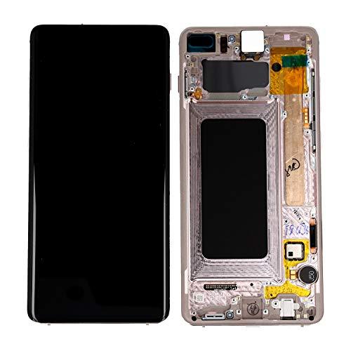 Area Accessories Spa Display di Sostituzione per Bianco Samsung Galaxy S10+ G975. Codice Produttore: GH82-18849J
