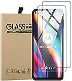 TLING 2 Stück Panzerglas für Motorola Moto G 5G Plus, Gehärtetem Glas Schutzfolie für Motorola Moto G 5G Plus