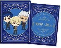 Fate/Stay night 15周年 なか卯 コラボ 第一弾 オリジナルA5クリアファイル ギルガメッシュ アーチャー ランサー 特典