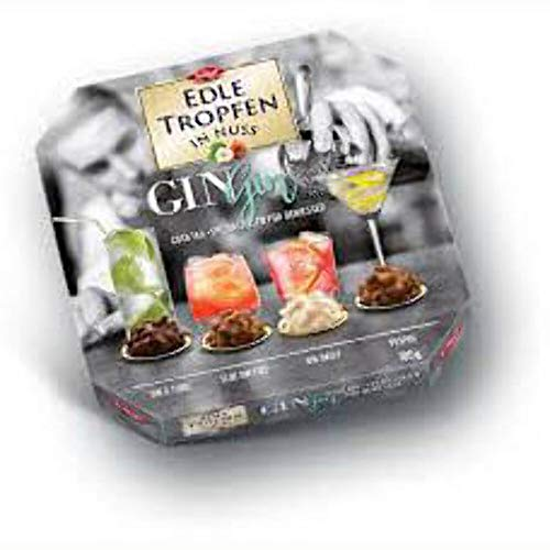 Edle Tropfen in Nuss GIN, 1er Pack (1 x 100g)