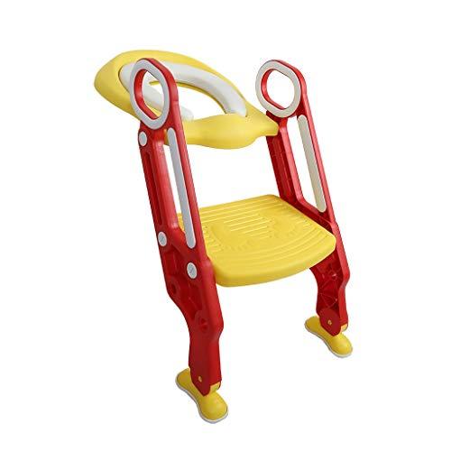 Kindertoilet cirkel toilet training toilet ladder toiletring stoel wasmachine grote afneembare onderdelen en draagbare
