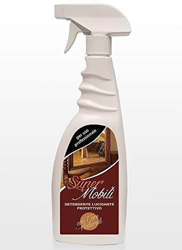 PROLINEA Super MOBILI - Detergente lucidante Protettivo