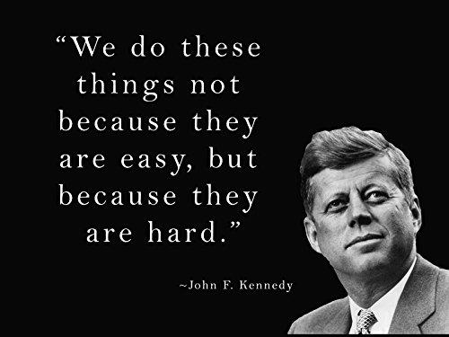 John Kennedy Poster President John F Kennedy JFK 18x24 (JFK5)