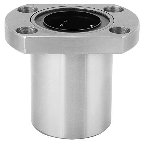 Rodamiento de brida, rodamiento lineal de brida duradero, para equipo CNC para máquina de grabado(LMH40UU)