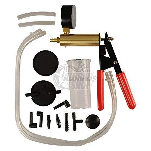 Entlüftungsgerät Bremsenentlüfter Entlüftergerät Bremse Vakuumtester Vakuumpumpe CUBVT-14